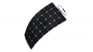 Гибкая солнечная батарея 110Вт